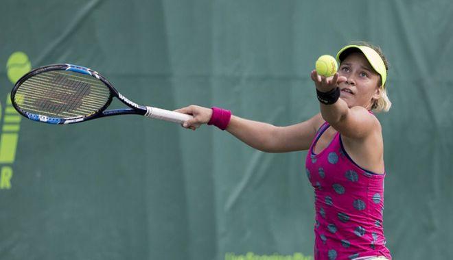 Foto: Constănţeanca Selma Cadâr  s-a oprit în sferturi, la US Open