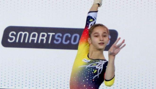 Constănţeanca Mara Ceplinschi, pe locul cinci în finala de la sol - constanteanca-1619445296.jpg