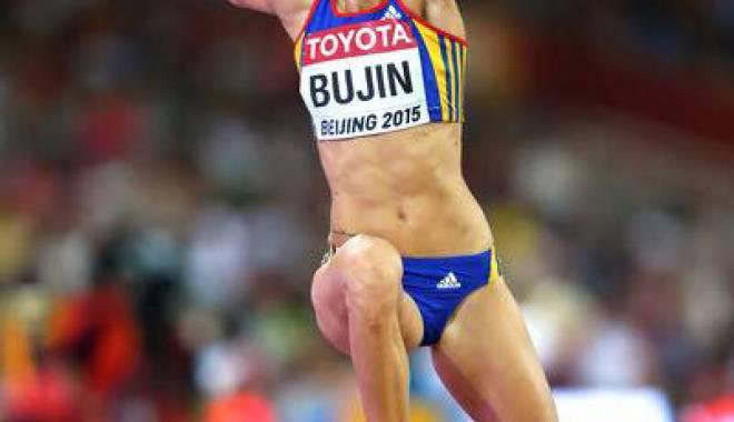 Foto: Cristina Bujin, în topul celor mai buni atleţi ai anului