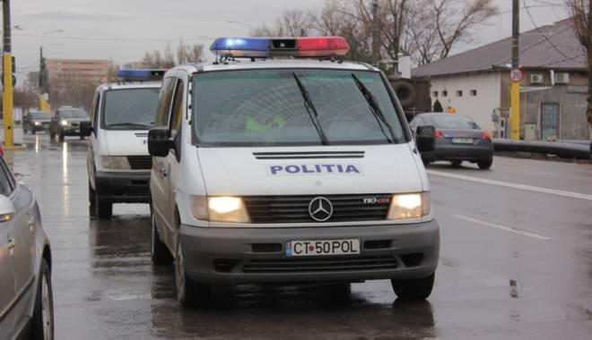 Foto: Un constănţean  a furat salariile colegilor  şi o maşină