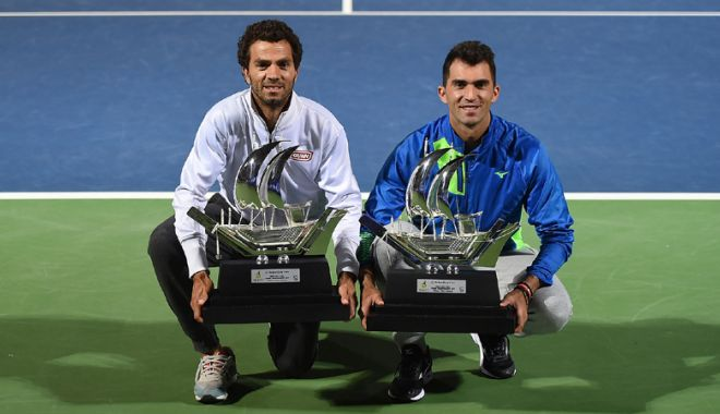 Foto: Constănţeanul Horia Tecău, din nou campion la Dubai