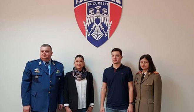 Foto: Constănţeanul Ştefan Paloşi a semnat cu CSA Steaua Bucureşti