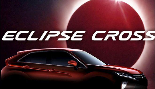 Foto: Constănţenii, aşteptaţi să descopere noul SUV Coupe Mitsubishi Eclipse Cross