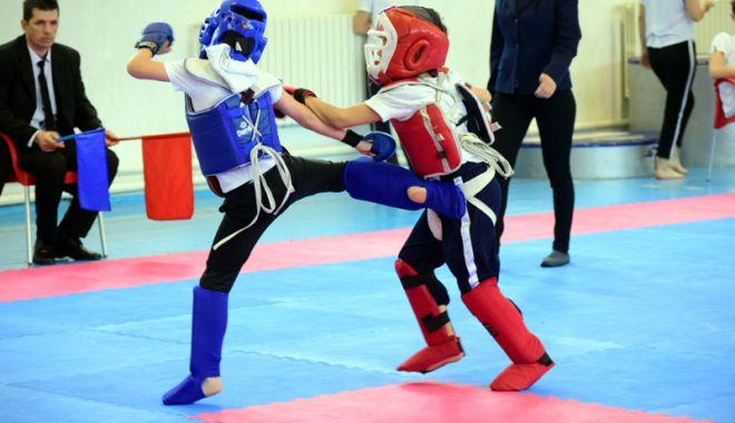Foto: Constănţenii au făcut legea la Campionatul Naţional de Kung-Fu