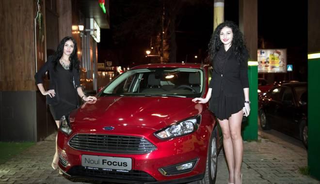 Foto: Const�n�enii pot testa  noul Ford Focus, la �iriac Auto