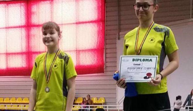 Foto: Constănţenii au acaparat podiumurile la turneele de tenis de masă