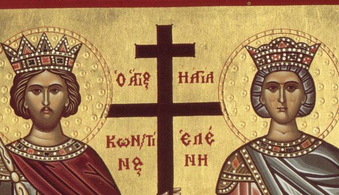 Foto: Sfinții Împărați Constantin și Elena, cinstiţi la Constanţa