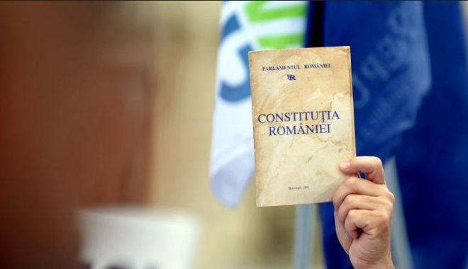 Foto: MERGEM LA VOT! Liviu Dragnea a anunțat referendum pentru modificarea Constituției
