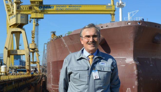 Foto: Constructorii de nave vor ca o stradă din Mangalia să primească numele Paul Ilicenco