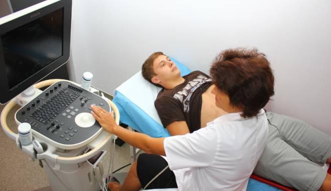 Foto: Consultaţii de medicină internă şi ecografii decontate,  la Constanţa