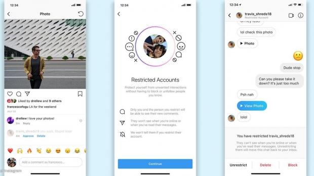 Instagram a dezvăluit noile arme cu care luptă contra hărţuirii online. Cum va proceda - cont41778700-1562659266.jpg