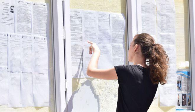 Foto: Aproape 1.000 de contestaţii la Evaluarea Naţională, la Constanţa