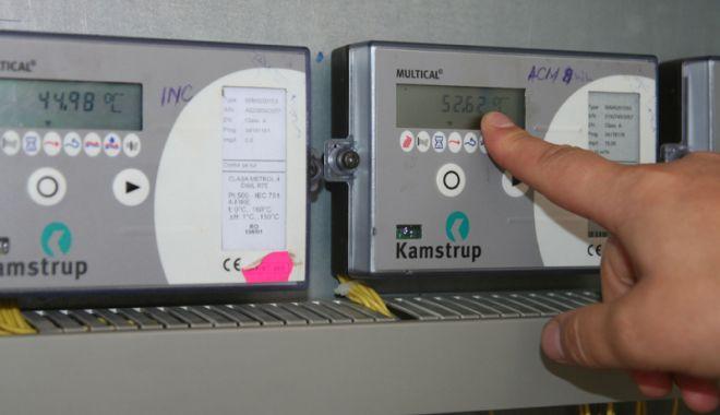 Foto: Când pot fi citite contoarele de energie termică