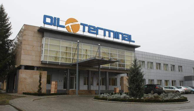 Foto: Contracte de milioane semnate de compania Oil Terminal