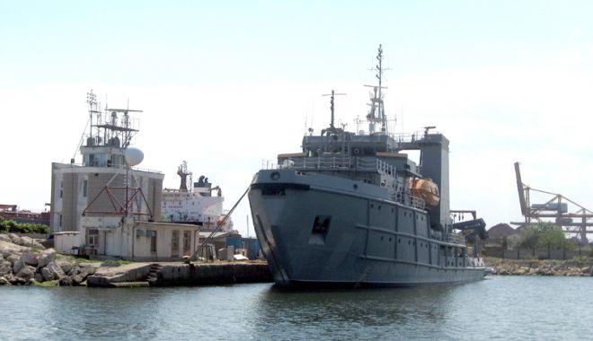 Foto: Contractul de finanțare pentru modernizarea danei nr. 80 a portului Constanța a fost semnat