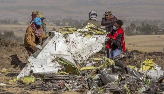 Foto: Controlorii de zbor au auzit vocea cuprinsă de panică a pilotului Ethiopian Airlines