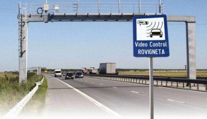 Foto: Şoferii care circulă fără rovinietă ar putea să scape de amendă! Iată în ce condiţii