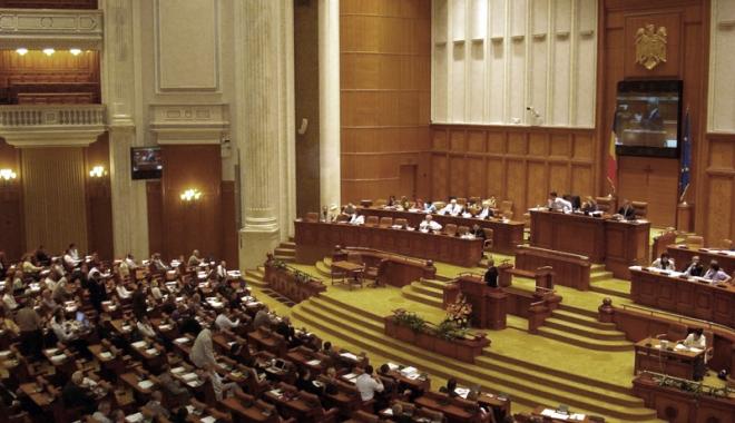 Foto: Parlamentul, convocat în sesiune extraordinară