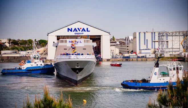 Foto: Cooperare franco-italiană în industria navală