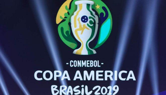 Foto: Fotbal: Copa America - Brazilieni, argentinieni, chilieni, un uruguayan şi un paraguayan, în echipa ideală a competiţiei