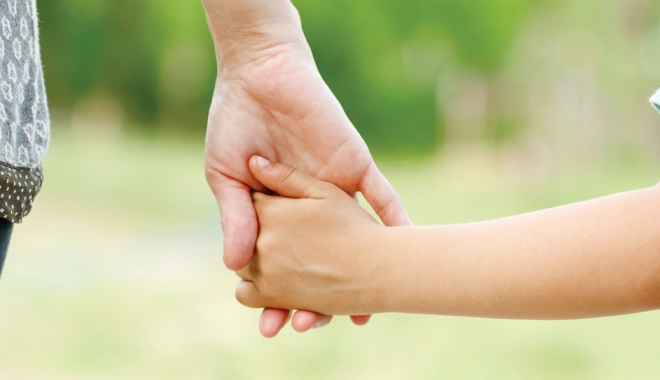 Foto: Copiii cu sindrom Down vor beneficia de însoţitor