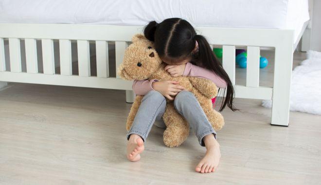 Foto: Revoltător! Copii umiliţi la creşă, în Năvodari