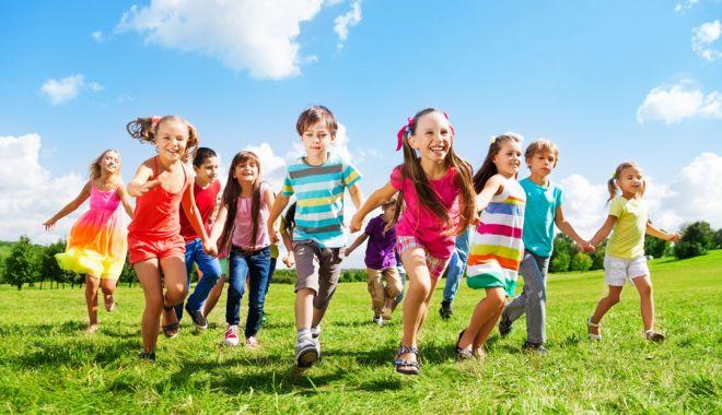 Jocuri, petreceri, concursuri şi concerte inedite, de Ziua Copilului, la Constanţa