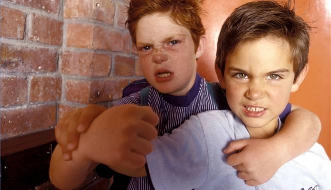 Foto: Sfaturi de la jandarmi / Cum pot preveni copiii violenţa