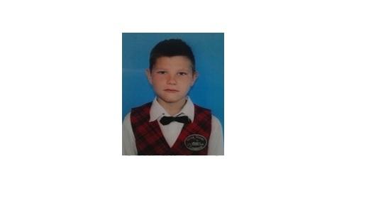Foto: L-aţi văzut? Copil de 13 ani, dat dispărut!