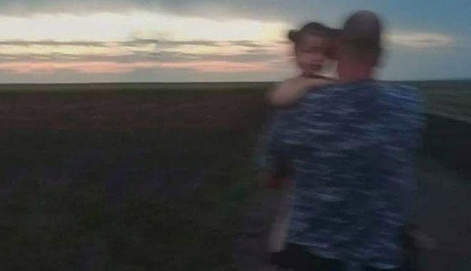 Foto: Copil în șoc anafilactic, salvat de oamenii legii