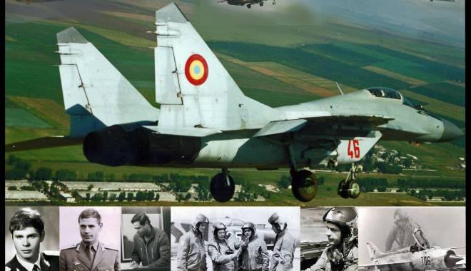 Foto: Doliu în aviaţia constănţeană! S-a stins din viaţă comandorul Teodor Petriman
