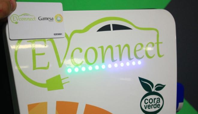 Cora, primul hipermarket  din Constanţa cu staţie  de încărcare a maşinilor electrice - cora2-1467131658.jpg