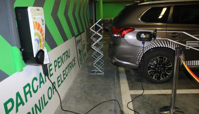Cora, primul hipermarket  din Constanţa cu staţie  de încărcare a maşinilor electrice - cora5-1467131682.jpg