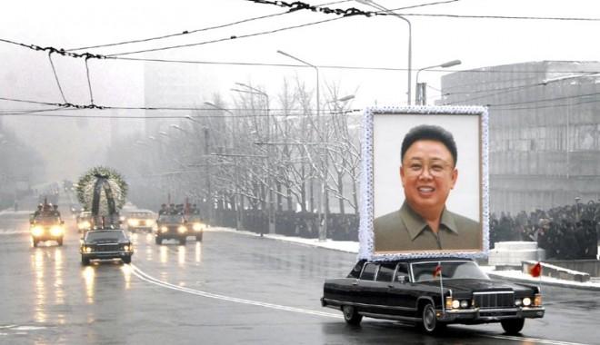 Foto: Coreea de Nord: Pedeapsa capital� pentru cei prin�i cu telefon mobil