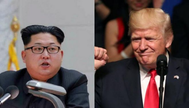 Foto: SUA, din nou ameninţate de Coreea de Nord