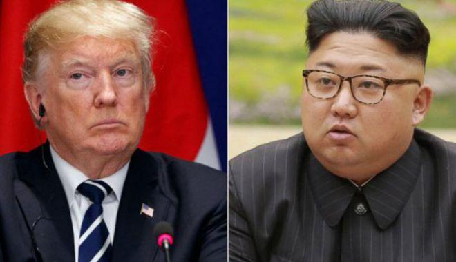 Foto: Coreea de Nord ameninţă  că va anula Summitul cu Trump
