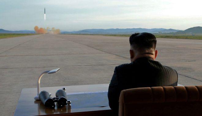 Foto: Coreea de Nord are 13 situri secrete unde a stocat rachete nucleare