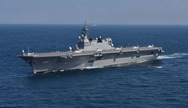 Foto: Coreea de Sud a trimis un distrugător să elibereze trei ostateci