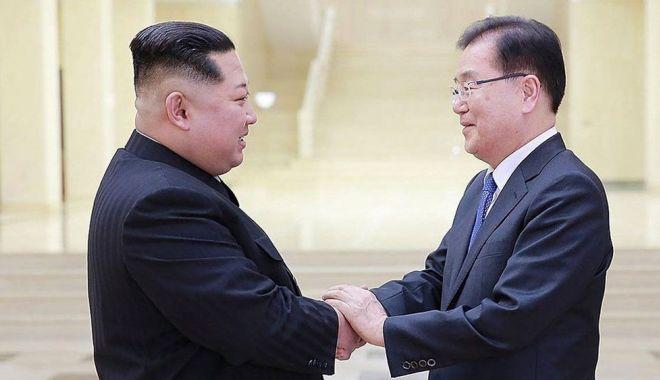 Coreea de Sud şi Coreea de Nord au restabilit dialogul - coreeadesudsicoreeadenord-1627390060.jpg