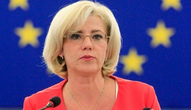 """Foto: Corina Crețu: """"O eventuală ieșire a României  din UE ar fi o catastrofă națională"""""""