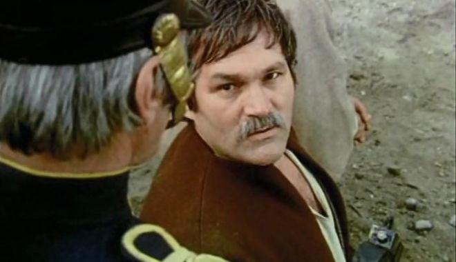 Foto: A murit actorul Cornel Gârbea