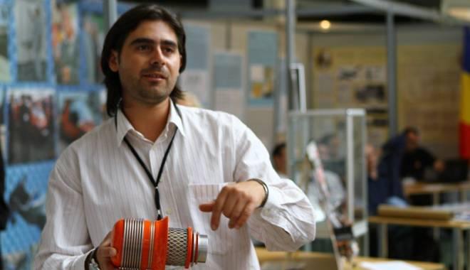 Foto: Inventatorul Corneliu Băneasă, medalie de aur și premiul special al Thailandei la Innova Bruxelles