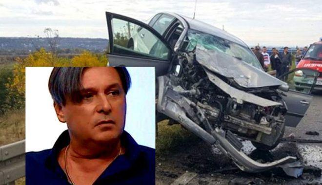 Foto: Cornel Galeș, fostul soț al Ilenei Ciuculete, a murit într-un accident de mașină
