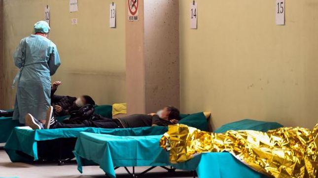 Foto: Coronavirus / 345 de noi decese în ultimele 24 de ore, în Italia