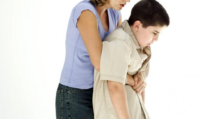 Foto: Nu scăpaţi din ochi copiii mici. Le poate fi fatal!