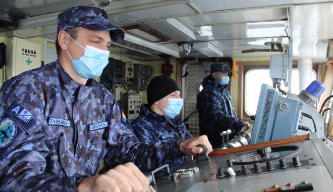 Exercițiu comun româno-ucrainean, în apele internaționale ale Mării Negre - corvetamacelariu2-1618842843.jpg