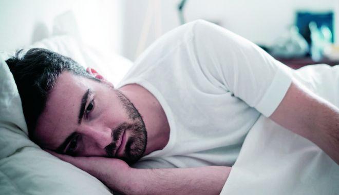Foto: Coșmarul unui bărbat când se duce la culcare