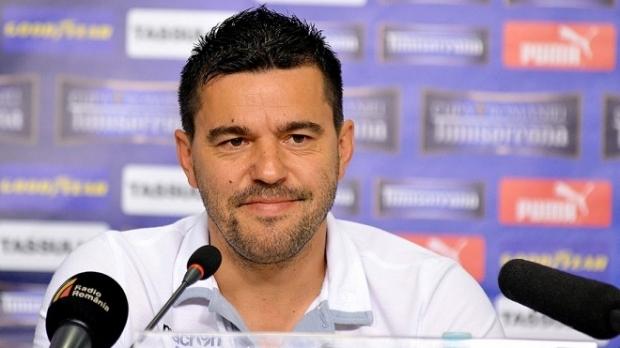 Foto: Este oficial. Cosmin Contra va prelua postul de selecţioner al naţionalei României
