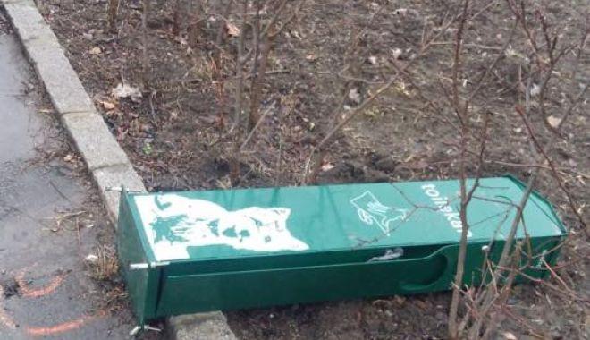 Foto: Ați văzut vandali în parcuri? Ce apel face Primăria Constanța