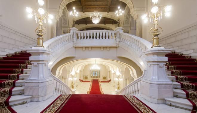 Foto: Concert la Palatul Cotroceni în onoarea medicilor care au tratat victimele Colectiv